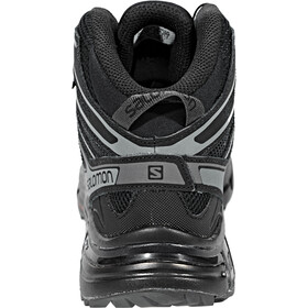 Salomon W's X-Chase Mid GTX Shoes Black/Black/Magnet